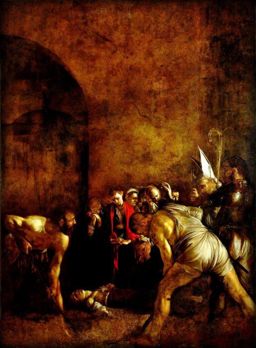 santa lucia del caravaggio a siracusa: un capolavoro