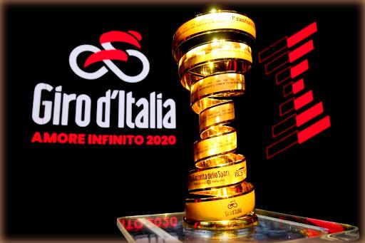logo giro d'italia 2020