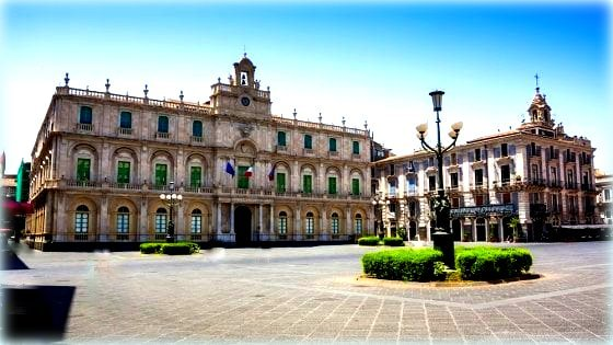 10 meraviglie da vedere a catania: piazza università