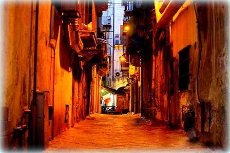 7 storie di fantasmi nella sicilia occidentale: vicoli della zisa