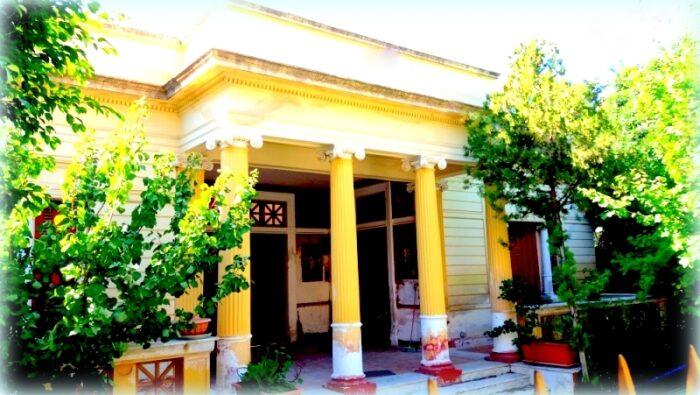 7 storie di fantasmi nella sicilia occidentale: villa liberty a mondello