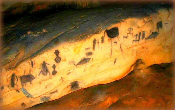 7 siti preistorici in sicilia: grotta del genovese