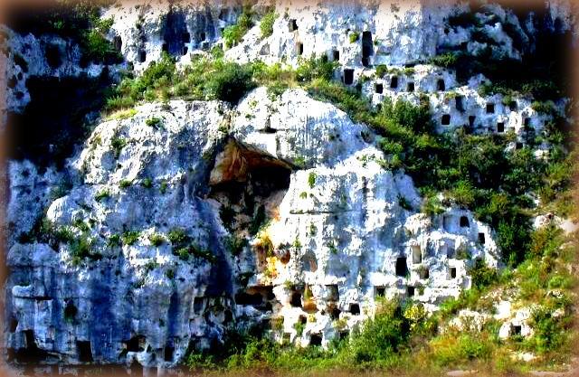 tombe di pantalica