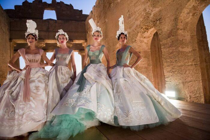 Fashion and Sicily