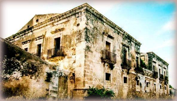 7 storie di fantasmi nella sicilia orientale: casa delle tre sorelle di arenella