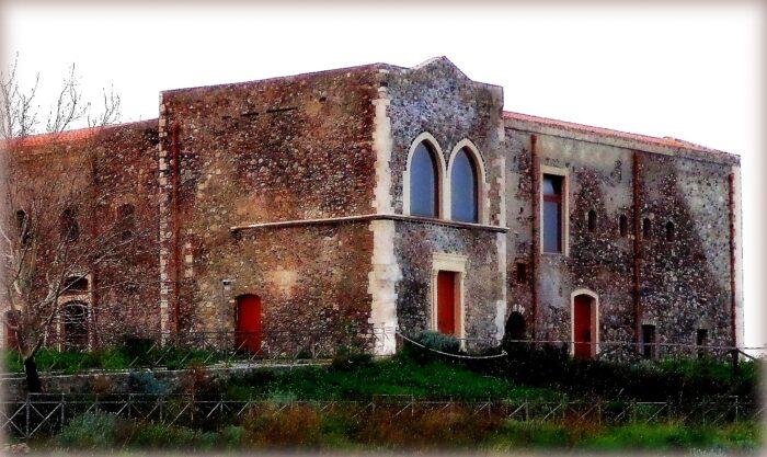 7 storie di fantasmi nella sicilia orientale: monastero di milazzo