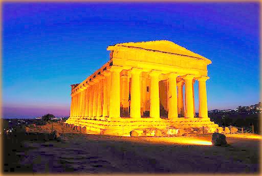 10 meraviglie da vedere ad agrigento: tempio della concordia