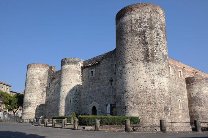 Castles in Sicily