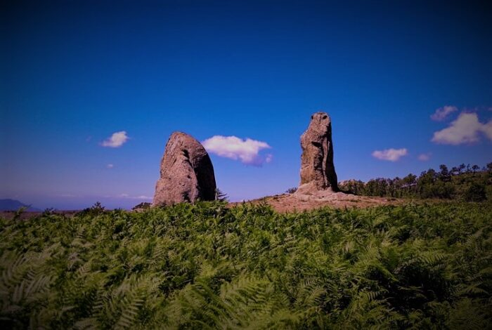 argimusco la stonehenge siciliana: megaliti