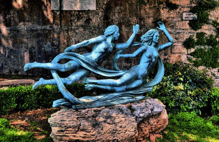Sicilian love stories
