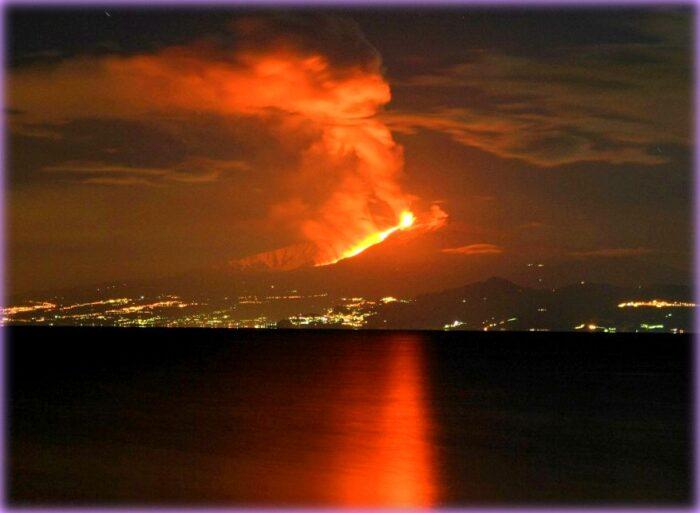 etna è... il vulcano delle leggende