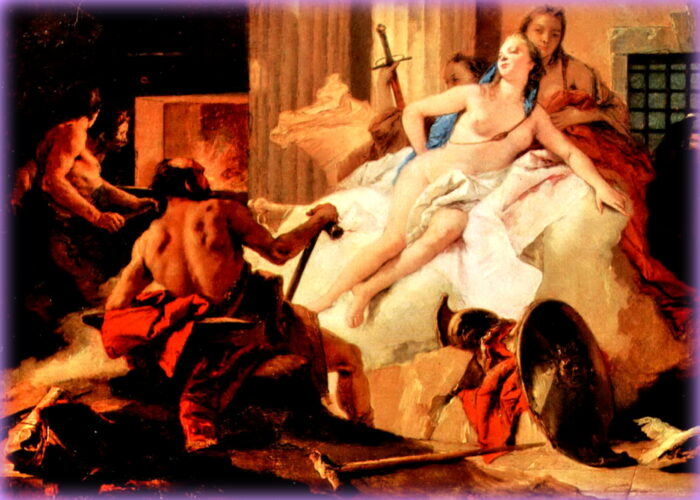 etna è... il vulcano delle leggende: efesto e afrodite