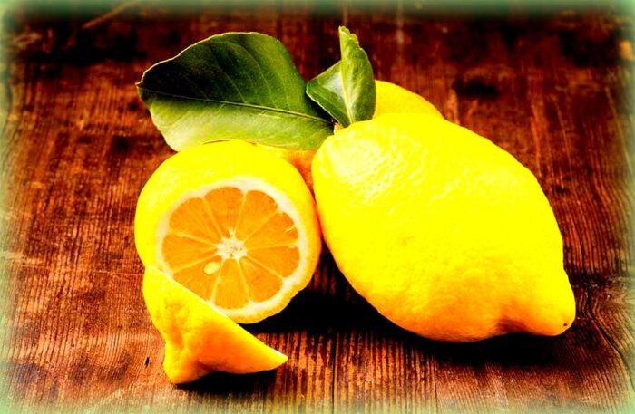 pane e panelle una ricetta dalla sicilia: i limoni