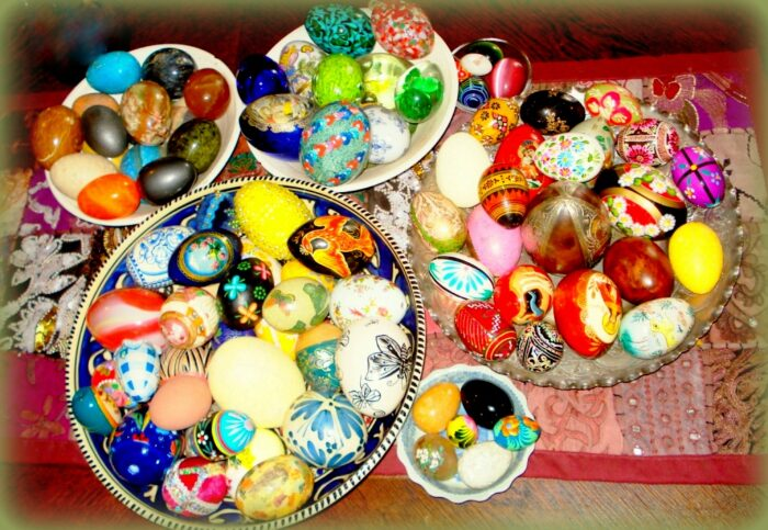 collezione di uova foto di saverio garufi