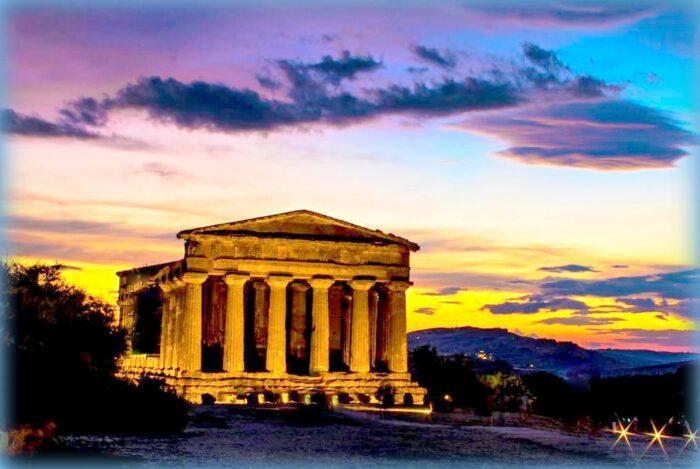 Tour Organizzati: l'Estate 2021 in Sicilia è liberi di viaggiare! Valle dei Templi Agrigento