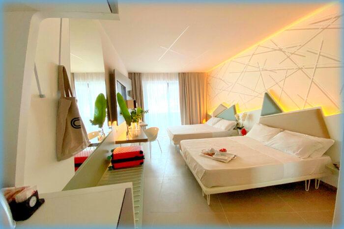 Hotel Saracen Sands Palermo: l'Estate 2021 in Sicilia è liberi di viaggiare! Camera Superior Plus