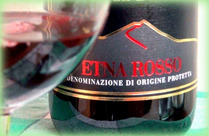 vino etna rosso