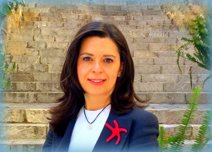 Manuela Corvaja... travel specialist di Dimensione Sicilia