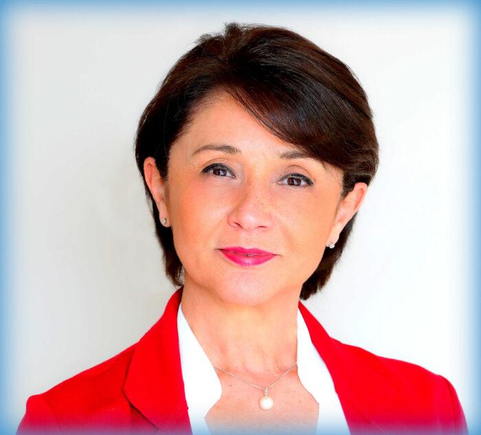 Francesca Biondino manager dell'Hotel Saracen Sands Palermo Isola delle Femmine