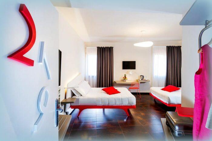 Hotel Ibis Palermo President: l'Estate 2021 in Sicilia è liberi di viaggiare! Camera
