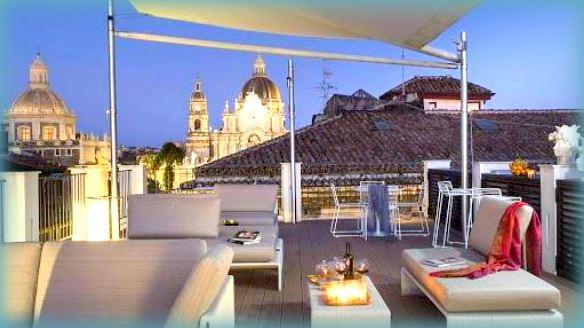 Local Experiences: l'Estate 2021 in Sicilia è liberi di viaggiare! Aperitivo panoramico sui tetti di Catania