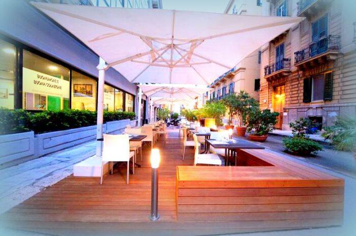 Hotel Ibis Palermo Cristal: l'Estate 2021 in Sicilia è liberi di viaggiare! Lounge bar Cristal Bistrot