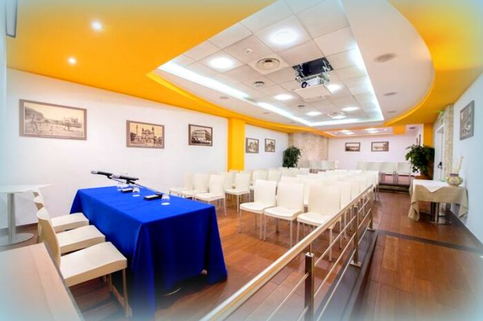 L'Hotel Ibis Palermo Cristal è la location perfetta anche per l'organizzazione di eventi di ogni genere